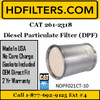 261-2318 CAT C9 DPF Diesel Particulate Filter