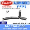 14-13944-0150 Peterbilt Exhaust Y Pipe PB-15353 or 14-15353-0150
