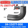 04-15077-000 Freightliner FLD 90 Degree ALZ Right Side FL-15077-0