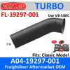 04-19297-001 Freightliner Classic Turbo Pipe FL-19297-001