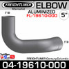 04-19610-000 Freightliner Century or Columbia Exhaust Elbow