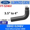E8HZ-5246V Ford L Model L10 or 8.3 Cummins Exhaust Pipe FT-5246V