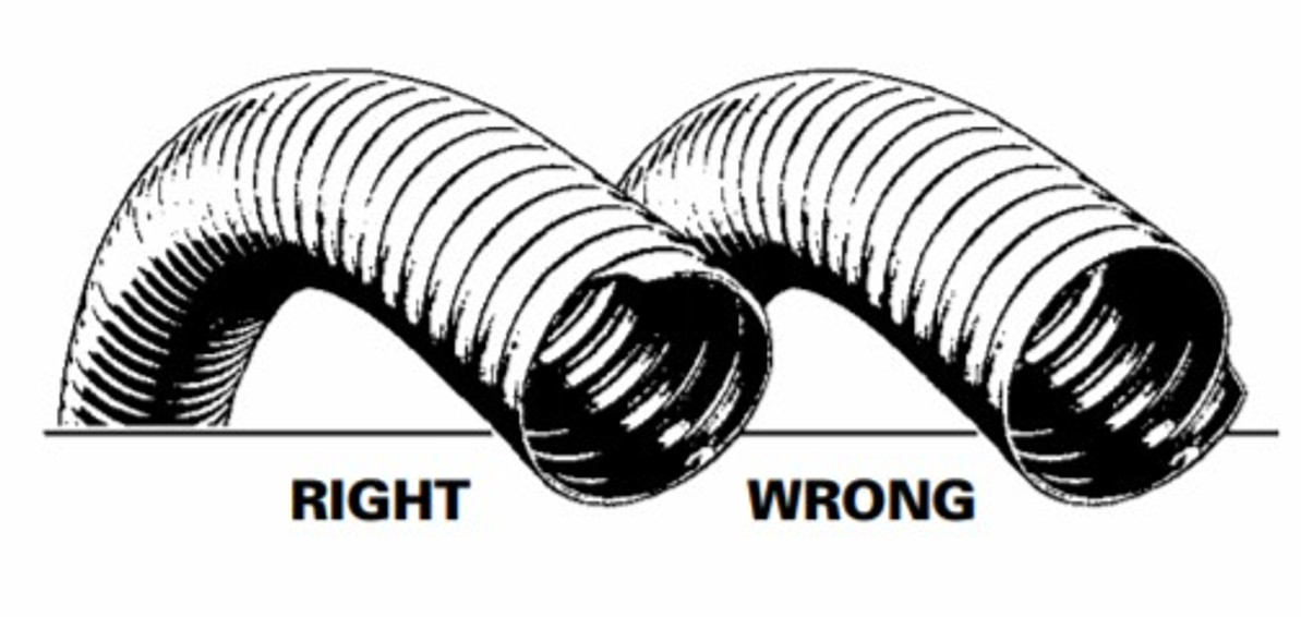 How to Order and Cut Flex Exhaust Hose
