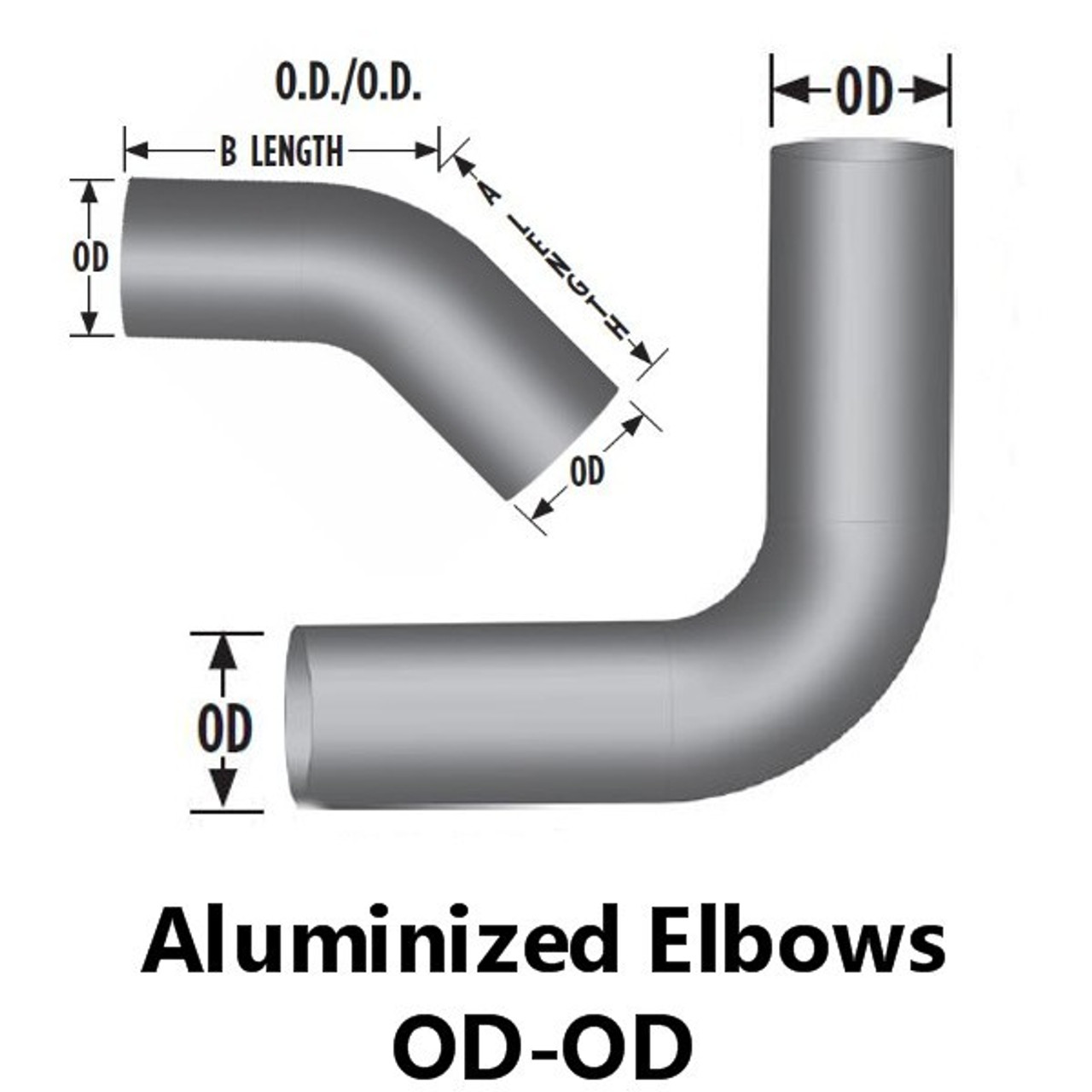5'' ALZ Elbows OD-OD