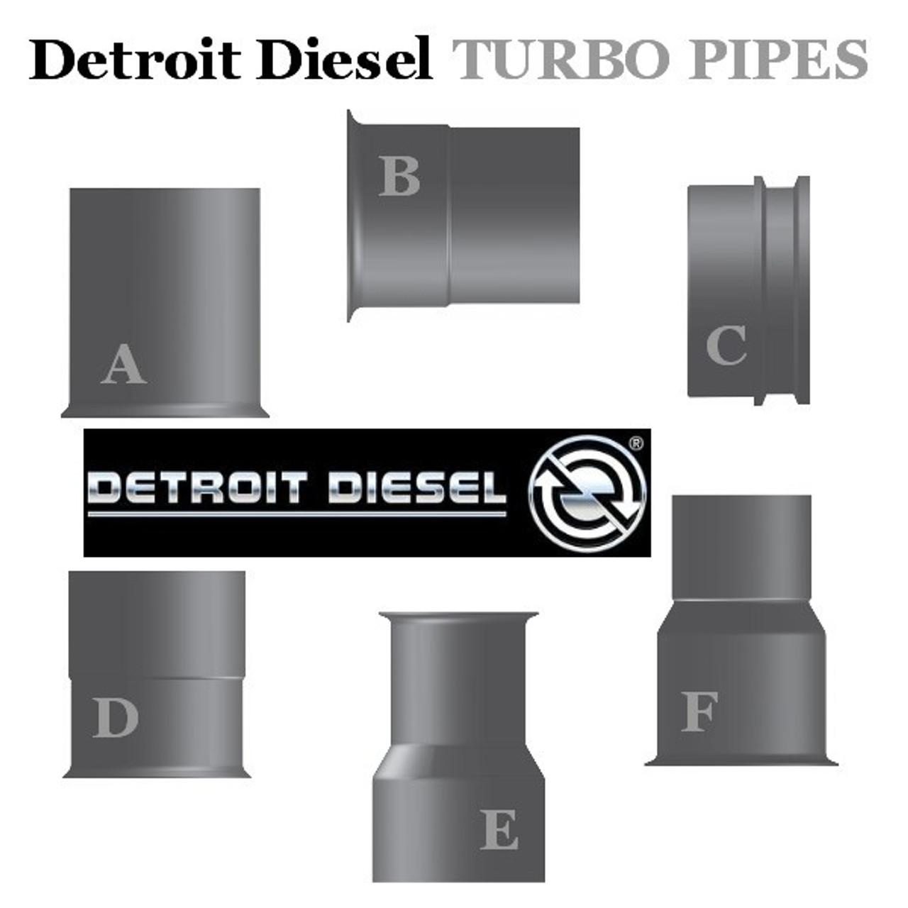 Detroit Diesel Turbo