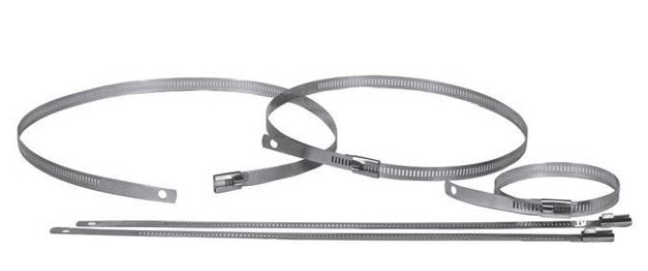 """HC-18B 12 pc of 18"""" Long Clamp for Heat Sleeve-Wraps"""