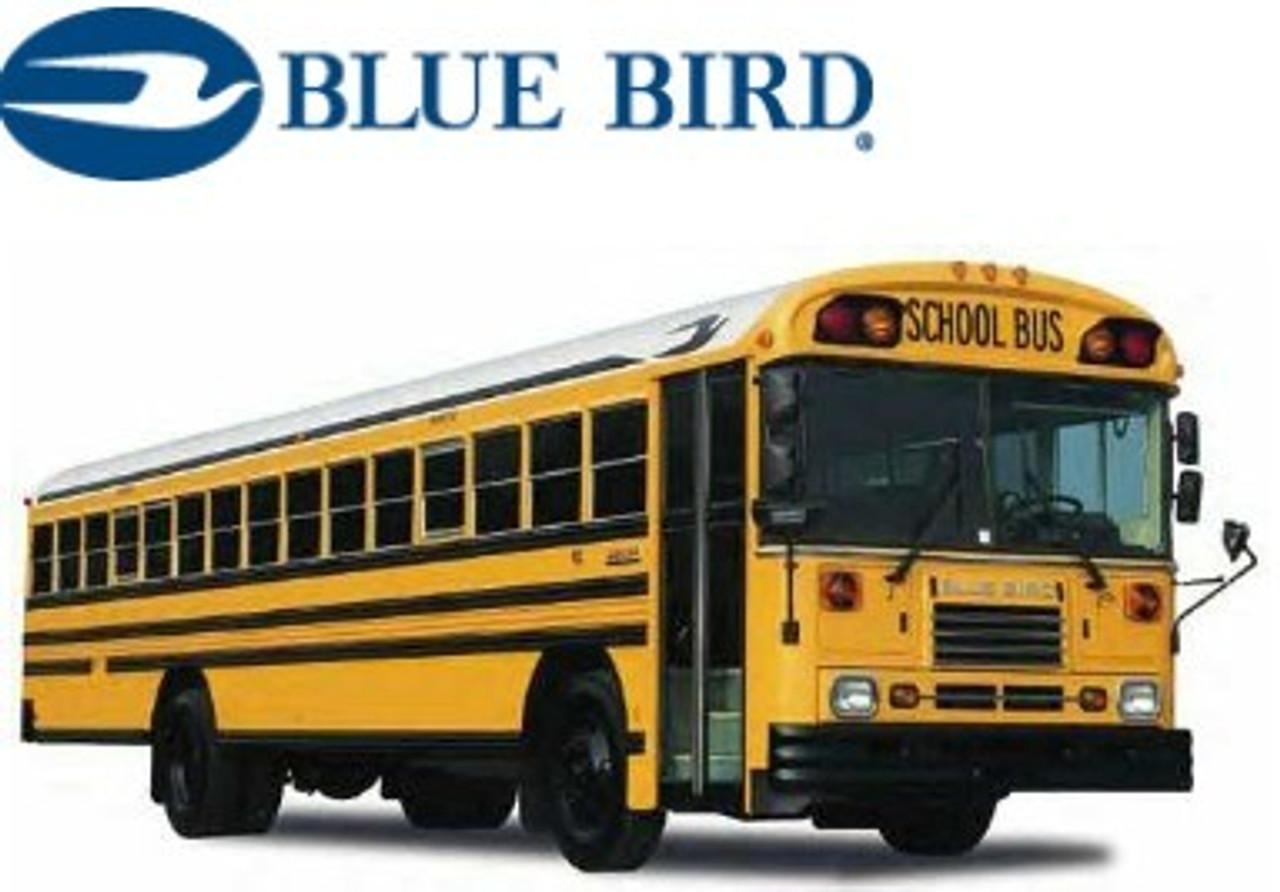 "SE 1997741 Bluebird Bus Exhaust with Miter 4"" 1998 & Up"