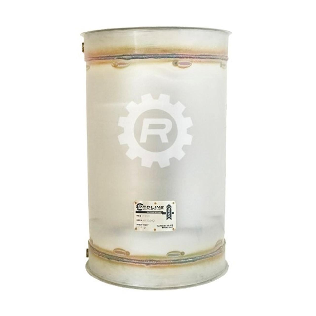10R-6087/RED 52952 10R-6087 Caterpillar C9/C7 DPF (RED 52952)