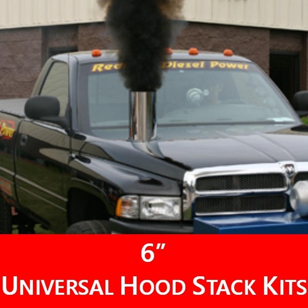 "6"" HOOD STACK KITS"