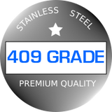 409 Stainless Pipes