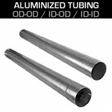 Aluminized Exhaust Tubing