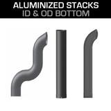 5'' Aluminized Stacks