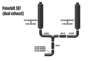 peterbilt 387 diagrams__11010.original peterbilt exhaust pipes oem peterbilt exhaust