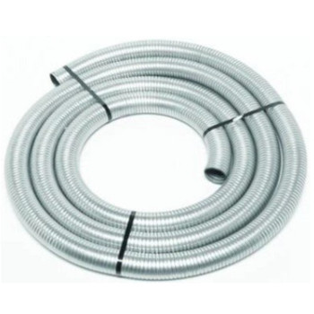 "4"" x 300"" .015 Galvanized Exhaust Flex Hose G15-4300"