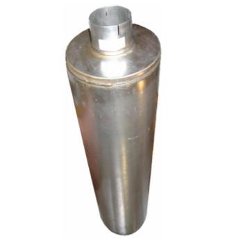 """HF-1051 High Flow Muffler 10"""" x 51"""" Type 1 Muffler"""