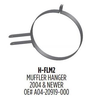 "H-FLM2 H-FLM2 11"" HD Muffler Hanger Freightliner"