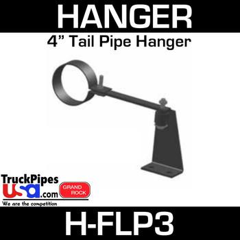 """4"""" Tail Pipe Hanger Freightliner 04-22424-000  H-FLP3"""