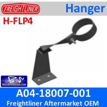 H-FLP4 A04-21485-000 or A04-18007-001 Freightliner Tail Pipe Hanger H-FLP4