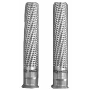 4 inch x 18 inch Internal Exhaust Baffle Tube (PAIR) IM-418