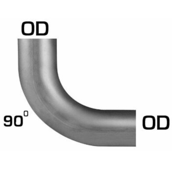 """M66-1124 Kenworth 4"""" Elbow for 1999-2000 T300"""