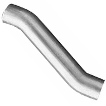 """K180-18959 Kenworth S-Shape Exhaust with 5"""" OD Ends"""