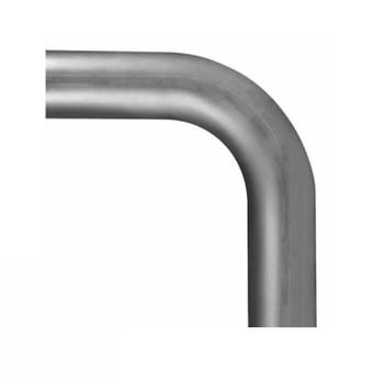 "6"" 90 Degree Exhaust Elbow 24"" x 24"" OD-OD Aluminized L690-2424SA"
