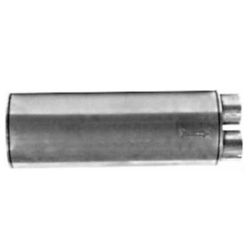 """M-899 or M120834, D13-2007, 15914 Kenworth Muffler 15"""" x 39"""" IN-OUT 5"""" ID"""