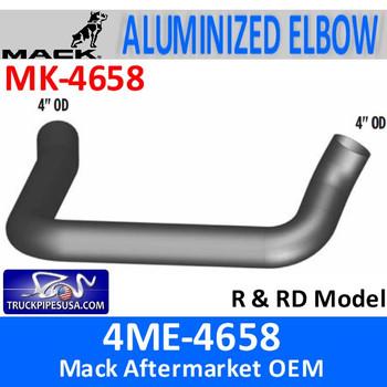 4ME-4658 Mack R & RD Model Exhaust Elbow MK-4658