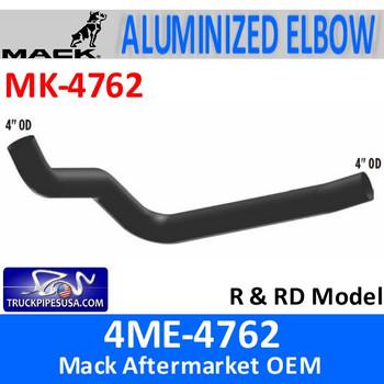 4ME-4762 Mack R & RD Model Exhaust Elbow MK-4762
