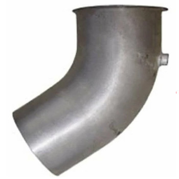 14-13430 Peterbilt Exhaust 58 degree Turbo Elbow Pipe PB-13430