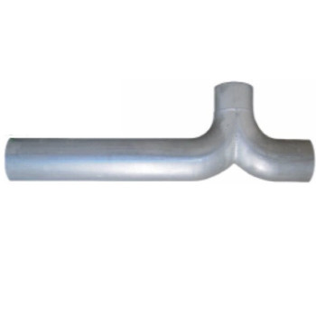 "PRKY-13944 5"" Peterbilt Retro Y-Pipe Exhaust"