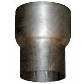 "R45O-4OA 4.5"" OD to 4"" OD Exhaust Reducer Aluminized Pipe"