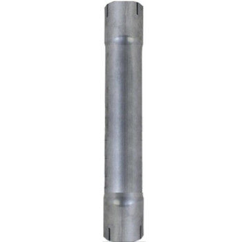 "5"" X 120"" Straight Cut Aluminized Exhaust Stack ID Ends S5-120EXEXA"