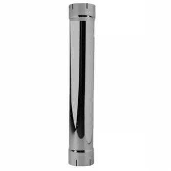 "5"" x 51"" Chrome Muffler Eliminator ID-ID S5-51EXEXC"