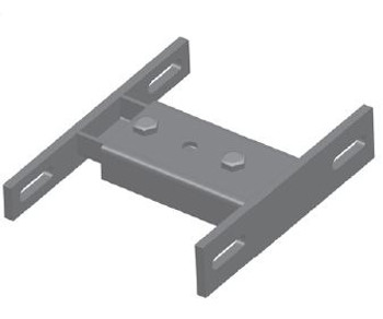 SMB Stack Mounting Bracket - 2 piece Powder Coated