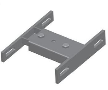 Stack Mounting Bracket - 2 piece Powder Coated