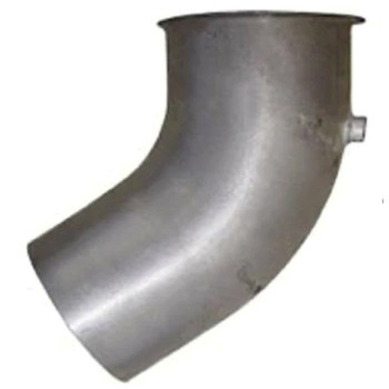 20554781 Volvo Turbo Exhaust Pipe VG-4781