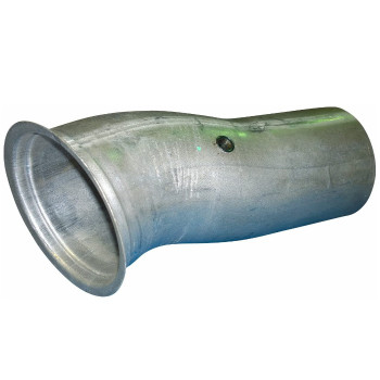 20446745 or 20437392 Volvo Turbo Exhaust Pipe VG-6745