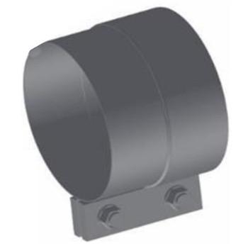 "5"" Westfalia Aluminized Exhaust Band Clamp WFC-5A"