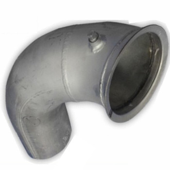 "14-13822 Peterbilt Exhaust 5"" OD Turbo PB-13822 or M66-1007"