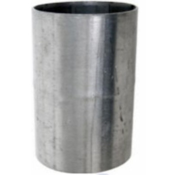 "3.5"" x 8"" Aluminized Exhaust Connector OD-OD S35-8SBA"