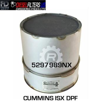 5297989NX Cummins ISX DPF (RED 52944)