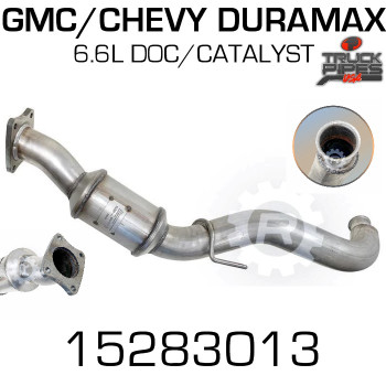 15283013 Chevy 2500 Duramax 6.6L DOC/CATALYST (RED 49252)