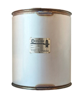 Q621371 Cummins ISC Diesel Particulate Filter (RED 52942)
