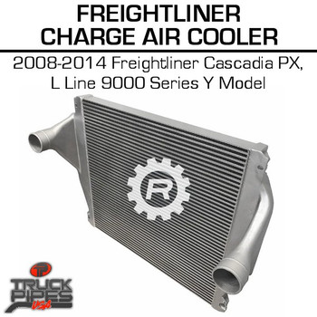 Freightliner Charge Air Cooler - Brand New RED RL0205