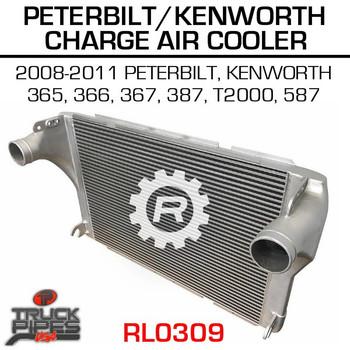PETERBILT/KENWORTH Air Charge Cooler - Redline RL0309