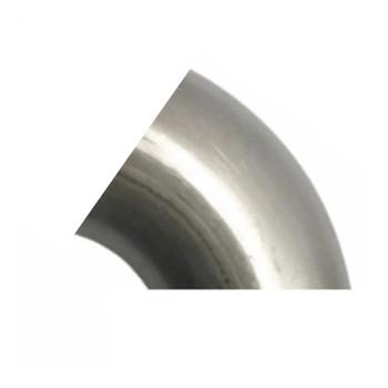 """8"""" 45 Degree Tangent Cut Exhaust Elbow 9.88"""" CLR 3-845-10"""