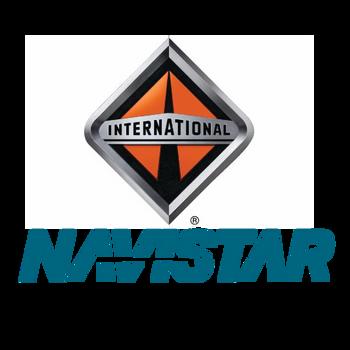 Navistar Brace Muffler Support for Vertical LSM Tail Pipe Stanchion