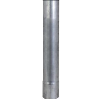 "6"" x 36"" Straight Aluminized Exhaust Tubing ID-OD S6-36EXA"