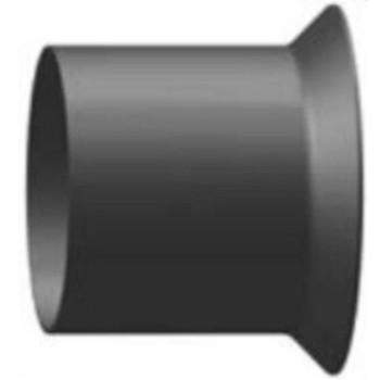 """BT-54A 4"""" OD Aluminized Tube to Weld to Diverter Box"""